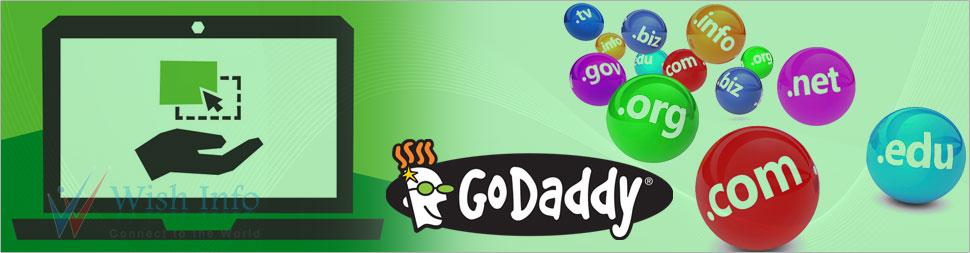 Custom GoDaddy Website Design