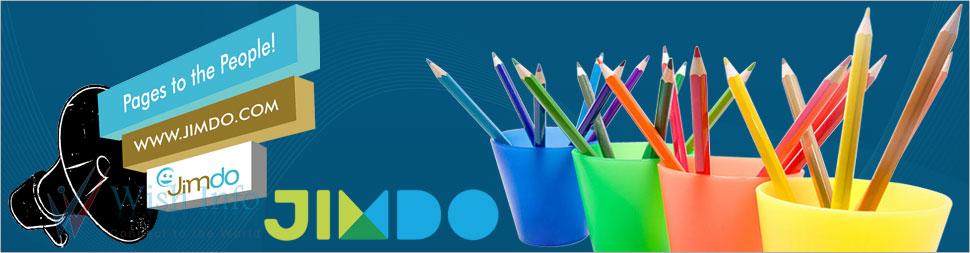 Custom Jimdo Website Design