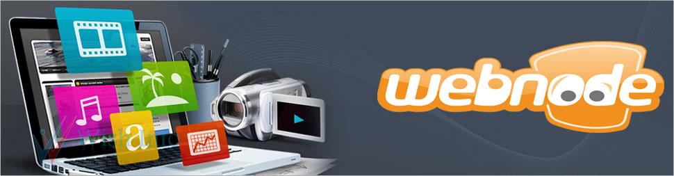 Custom WebNode Website Design