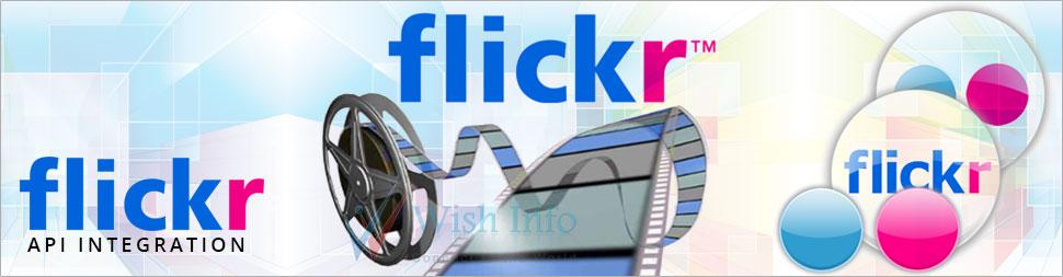 Hire Flickr API Expert