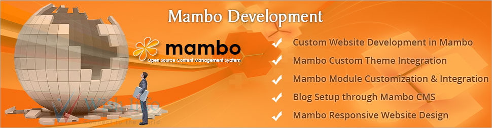 Hire Mambo Developer