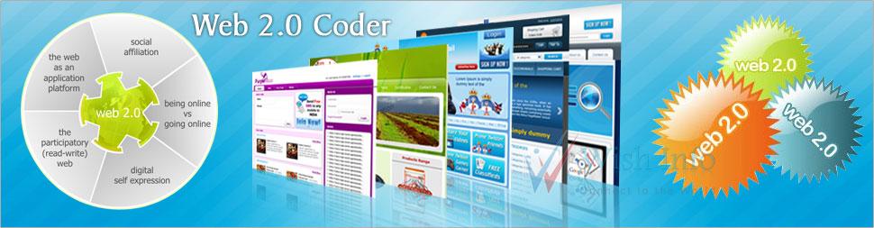 Hire Web 2.0 Coder