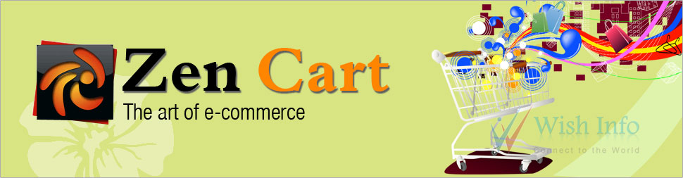Zen Cart eCommerce Development