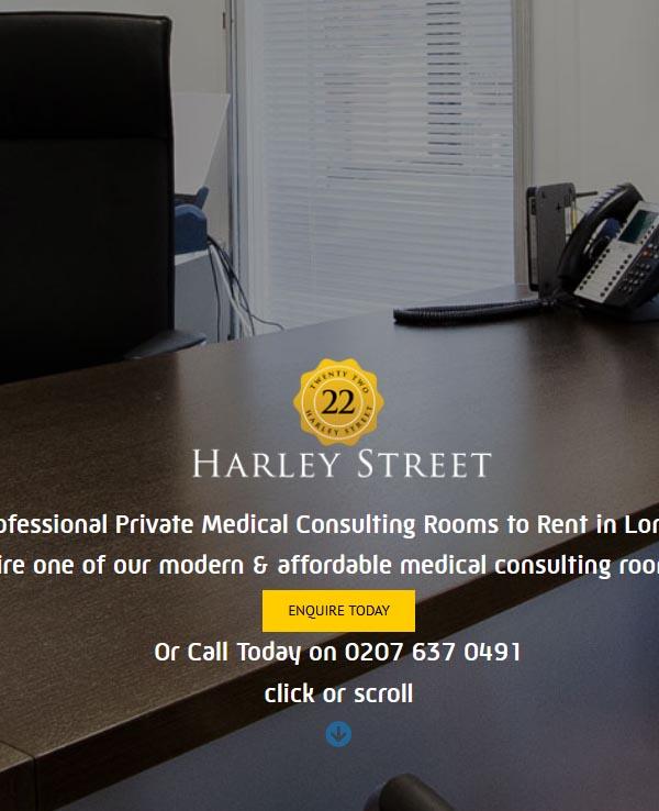 22 Harley Street