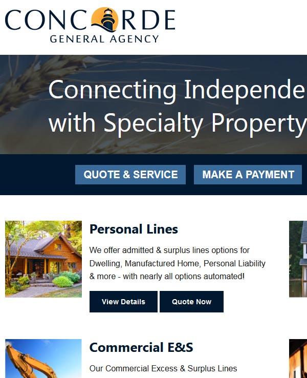 Concorde General Agency