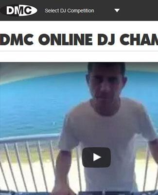 DMC DJ Online