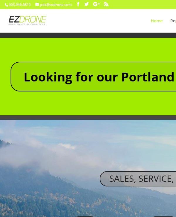 EZ Drone