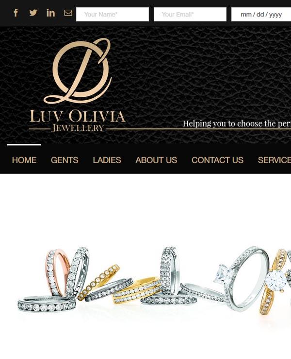 Luv Olivia Jewellery