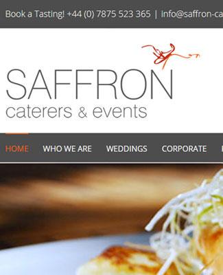 Saffron Caterers & Events
