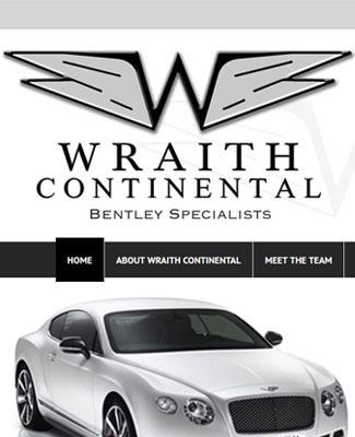 Wraith Continental